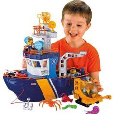 BARGAIN Fisher Price Imaginext Ocean Boat was £54.99 NOW £27.49 at Argos - Gratisfaction UK Paw Patrol Bed Set, Paw Patrol Bedding, Mega Pokemon, Pokemon Games, Fisher Price, Freebies Uk, Toys Uk, Books For Boys, Argos