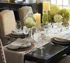 DIY by Design: Thanksgiving Tablescape Ideas