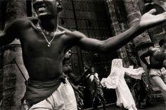 Ernesto Bazan Afro-cuban dancers, Havana, 1996