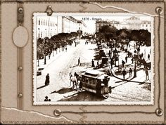 ROSSIO EM 1876
