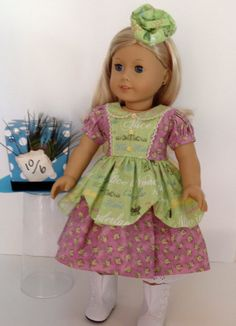 American Girl Doll Clothes Have some Holiday by LollyDollyDesigns