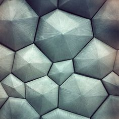 faceted surface