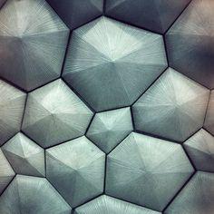 Geometric surface.