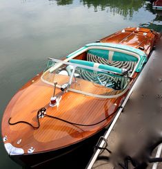 Riva Yacht. Ohhhh. This has my name on it :-)
