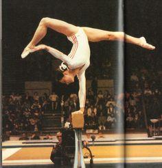 Old School Gymnastics