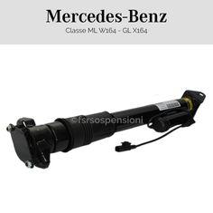 MERCEDES-BENZ CLASSE GL X164 AMMORTIZZATORE POSTERIORE SINISTRO – FSRSospensioni