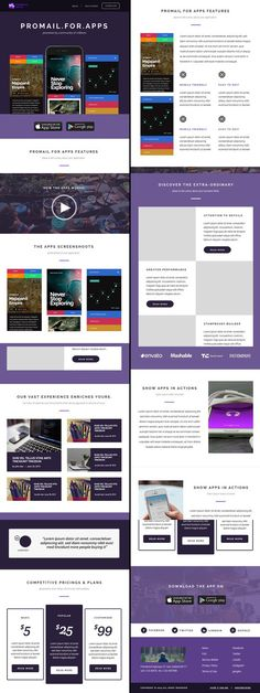 684 Best Email Templates Images On Pinterest In 2018 Email