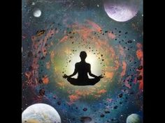 Jak se snáze udržet ve svém středu a vnitřním klidu Meditation Rooms, Cosmic Consciousness, Spiritual Awakening, Mother Earth, Trippy, Spirituality, Artist, Painting, Wealth Affirmations