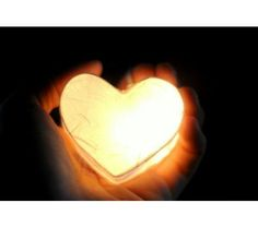 Heart Love Light
