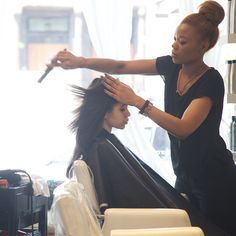 #Fridays are always busy, but we sure enjoy what we do!  #TGIF #SparkleBeautyParlor #SBP #NYC #HairGoals #Hair #HairTransformation #HairSalon #Manhattan #EastHarlem #HairCut #HairStyle #NYCLife #Balayage #HairColor #instahair #instagood #blonde #gorgeous #hair