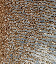 Rub' al Khali (Arabian Empty Quarter) sand dunes imaged by Terra (EOS AM-1)