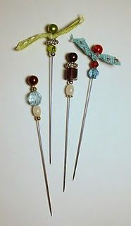.great hat pins