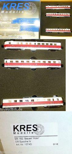Locomotives 81056: Br 182 Type De Construction Köln 3Pcs Dr Epiv Numérique Kres 1374D Tt 1:120 Hl3 -> BUY IT NOW ONLY: $527.6 on eBay!