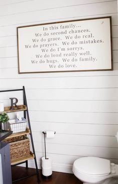 Attention all Joanna Gaines wannabe's… If you didn't already want to shiplap your entire home before today, you will want to now. Because 2 things: It is so super EASY. It is so super INEXPENSIVE. Decor, Home Diy, Diy Shiplap, Sweet Home, Home Projects, Basement Decor, Home Decor, Ship Lap Walls, White Wood Wall