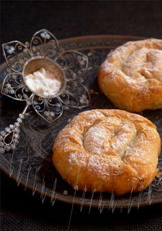 """Algerian M'hancha - """"snake cake"""""""