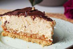 Vanilla Cake, Cheesecake, Food And Drink, Caramel, Cheesecakes, Cherry Cheesecake Shooters