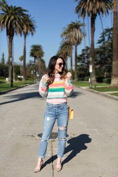 Sunny days in LA