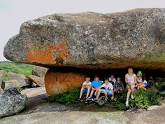 Big Cave Camp in Zimbabwe's Matobo National Park is a rugged lodge that is perfect to explore ancient rock art & the area's large leopard population. Victoria Falls, Zimbabwe, Africa Travel, Just Go, South Africa, Mount Rushmore, Cave, Traveling By Yourself, Safari