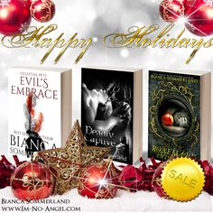 For a limited time you can get any of these books for only 99 CENTS! 99 Cents, Great Books, Happy Holidays, Happy Holi, Big Books, Good Books