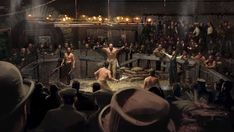 Fighting Pit - Characters & Art - Assassin's Creed Syndicate
