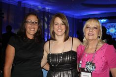 Baltimore Conference 2011  with My Wa State Chocolatier Amy Holt Team Leader and Stephanie My Sale's Director ,