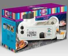 eine eigene mini donut maschine habe ich mir schon immer gew nscht f r diesen preis ist der. Black Bedroom Furniture Sets. Home Design Ideas