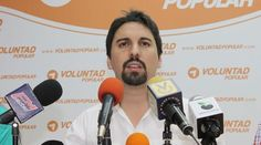 Freddy Guevara, candidato a la Asamblea Nacional por el circuito 2 del estado Miranda