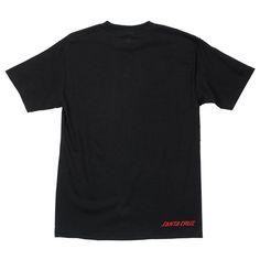 Santa Cruz Skateboards: Tees & Tops: The Walking Hand S/S Youth T Shirt