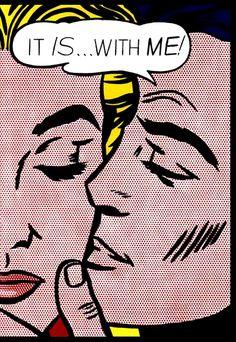 Roy Lichtenstein | EVE AND CO