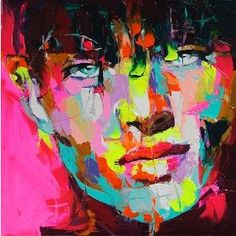 Francoise Nielly-- NEON!