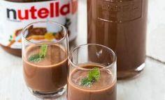 Genial: Nutella-Schnaps gibt's wirklich – das Rezept zum Selbermachen hier!