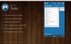 Trello app for Mac!