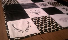 Game of Thrones Quilt Receiving Blanket Baby Sigil by chaasBaby