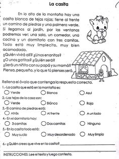 Easy Reading for Reading Comprehension in Spanish - December Set Spanish Lesson Plans, Spanish Lessons, Learn Spanish, Spanish Teacher, Spanish Classroom, Spanish Teaching Resources, Teacher Resources, Dual Language Classroom, Learning Sight Words
