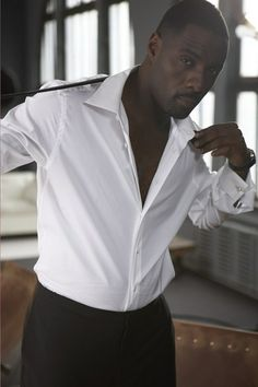 Britain's hottest best-kept secret. Idris Elba #ThatsAMan #luther