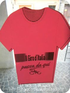 Maglia rosa in biblioteca per il Giro d'Italia 2013