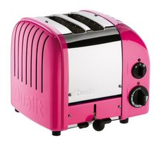 This is my kind of toaster.