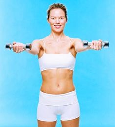 Wedding arms. 7 moves ³ days a week.