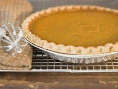 Dairy-Free Pumpkin Pie Recipe
