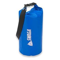 Dry Waterproof Bag Tote SWAGA 10L For Kayaking Camping Swimming Fishing Travel…