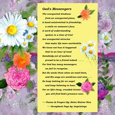 Poems and prayers of helen steiner rice