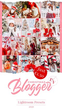 Christmas Blogger Preset❄️☃️ Buy one for just €1.50 !!! Limited offer only!! #lightroom #lightroompresets #presets #mobilepresets #blogger #ukblogger