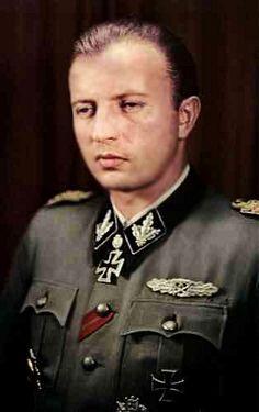 SS-Gruppenführer Hans Georg Otto Hermann Fegelein