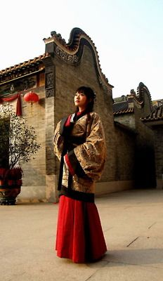Hanfu - China