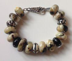 New amber bracelet