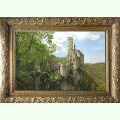 Замок Лихтенштейн 21012