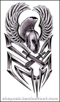 Spartan 2 by shepush on DeviantArt