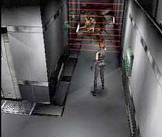 Dino Crisis. I remember playing this with my big sister. I miss those days. lol..