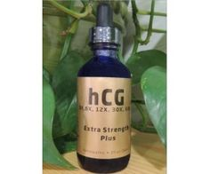 HCG Extra Strength Plus Formula - 2oz Bottle