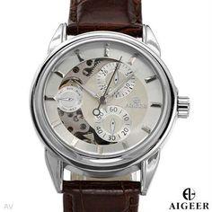 Luxstyle4u - ALGEER Brand New Gentlemens Automatic Watch, $83.00 (http://www.luxstyle4u.com/algeer-brand-new-gentlemens-automatic-watch/)